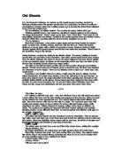 sleep paralysis essay