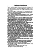 Best childhood memory essay