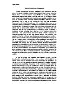 Saving private ryan essay