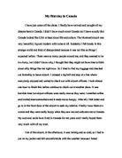 describe a typical day in your life college essay