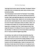 descriptive essay times square