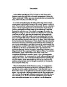 an analysis of the deterioration of salems social structure in arthur millers play the crucible The crucible - witch trials, free study guides and book notes including comprehensive chapter analysis, complete summary analysis, author biography information, character profiles, theme analysis, metaphor analysis, and top ten quotes on classic literature.