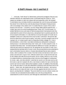 Emerson Education Essay Summary Examples