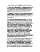 does j b priestley use character mr arthur birling critici How does jb priestley use the character of mr arthur birling to criticise aspects of early twentieth society  arthur birling's character jb.