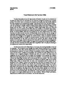 The Happy Prince by Oscar Wilde - Essay Example