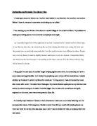 Related GCSE Henry V essays