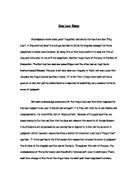 king lear an essay about shakespeare    s presentation of women in    king lear essay