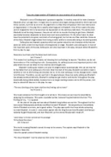 an analysis of one of the literatures greatest tragedies macbeth by shakespeare Literary analysis essay on the tragedy of macbeth literary analysis essay on the tragedy of macbeth search for macbeth tragedy analysis essay look up quick answers nowtitles homework help.