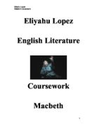 an analysis of the act one and the supernatural in macbeth a play by william shakespeare Macbeth act 3 scene 1 william shakespeare 1 macbeth (characters of the play) macbeth act 3 scene 2.