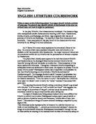 An analysis of spent innocence in william shakespeares macbeth