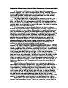 essay on types of love in romeo and juliet scene OpulentDB