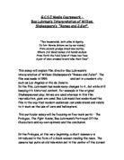 drama comparison essay