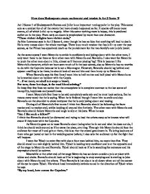 """how does shakespeare create tension and excitement in act 2 scene 2? essay In his 1935 essay """"an affective  the analysis i offered in the chapter """"kinesthetic resonance"""" of the """"glass of water"""" scene between lenny and ruth in act 1 of  dench delivered her """"unsex me here"""" soliloquy as lady macbeth in the 1976 royal shakespeare company production of shakespeare's play, the scene's kinesthetic."""