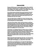 character analysis of mercutio gcse english marked by teachers com character analysis of mercutio