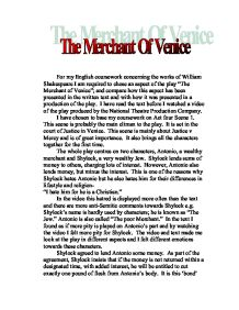 a summary of the story of the merchant of venice by william shakespeare Shakespeare's the merchant of venice is a story of prejudice, social injustice, money and love unfortunately we cannot guarantee support for browsers with javascript disabled, you may experience some difficulties using this website.