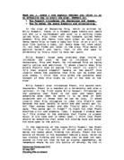 educating rita act 1 scene 1 essay
