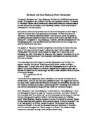 Simon armitage kid essay