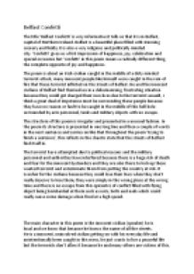 gcse northern ireland essay Note: there is one additional year of primary education in northern ireland where children start school at the age of four gcses often include a coursework portion, marked by the teacher, which counts toward the final grade coursework can include essays, fieldwork reports, artwork, making products, or investigations.