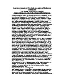 Seamus heaney essays