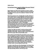 Seamus Heaney – 'At a Potato Digging' Essay Sample
