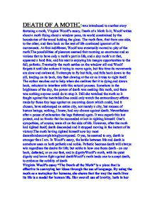 Essay virginia woolf the death of the month
