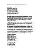 prologue canterbury tales essays
