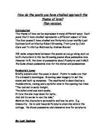 english level 3 theme study essay
