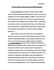 the count of monte cristo edmond dantes positive relationships  page 1 zoom in