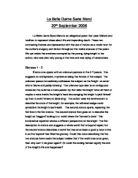 List thesis title psychology major