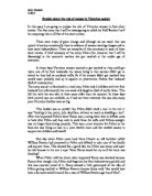 how does thomas hardy create and maintain essay Analysis for a pair of blue eyes print reference this published: 23rd march, 2015 last edited: 4th may, 2017 disclaimer: this essay has been submitted by a student.