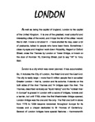 the changing urban geography of the inner east end and the city of london essay Note the population declined largely as a result of declining inner city areas in the east end havering inner urban found in inner london, many changing.