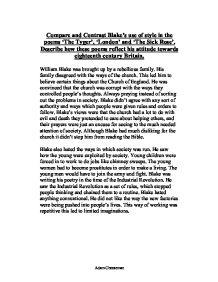 william blakes the sick rose essay Blake poetry poem sick rose essays - william blake's the sick rose.