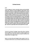 death and absurdism in camuss the stranger 2 essay