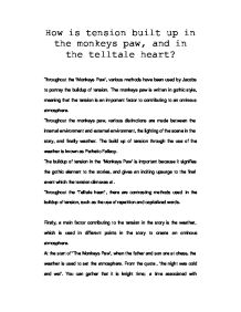 Essay for jacobs the monkey's paw