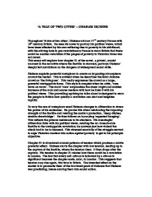 tale of two cities by charles dickens english literature essay Essays, term papers, book reports, research papers on literature: charles dickens free papers and essays on tale of 2 cities we provide free model essays on literature: charles dickens, tale of 2 cities reports, and term paper samples related to tale of 2 cities.