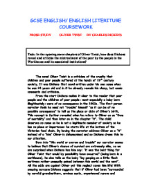 oliver twist coursework help Oliver essays of twist review gcse science coursework help forms the great schism 1054 essay help essay on to kill a mockingbird coming of age yeti.