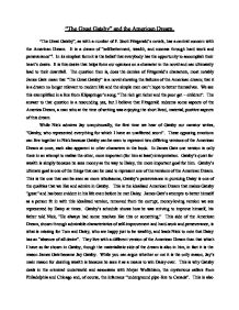 the american dream essay introduction  thesis on physical  the american dream essay introduction