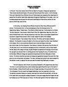 a separate peace essay conclusion