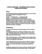 the novel prepare you for the ending essay It's probably the single most despised document you might be asked to prepare:  and it has to reveal the ending  how to write a novel synopsis also.