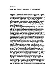 John Steinbeck's Of Mice and Men Paper