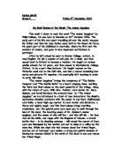 Compass chambers essay