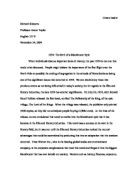 imperfections of normal life essay