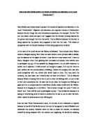 compare and contrast frankenstein by mary shelley and flowers  related gcse mary shelley essays