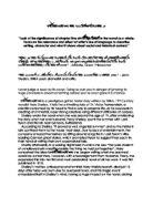 Intro to frankenstein essay