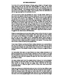 dream holiday essay gcse english marked by teachers com page 1 zoom in