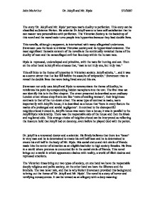 the story dr jekyll and mr hyde summary gcse english  page 1 zoom in