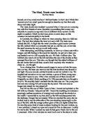 Ralph ellison invisible man essay topics