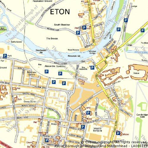 Windsor Investigation GCSE Geography Marked by Teacherscom