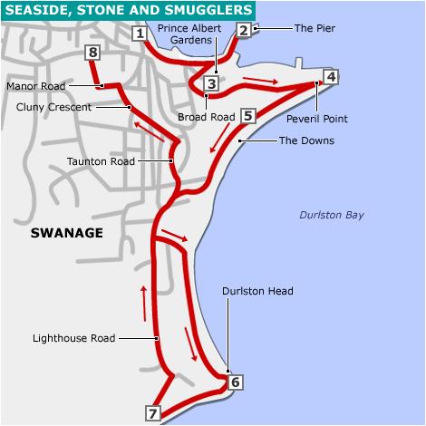 swanage bay case study gcse