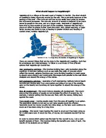 gcse geography sdme happisburgh Exam board content from bbc bitesize for students in england, northern ireland or wales choose the exam specification that matches the one you study.